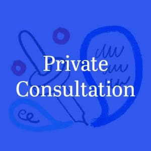 work with me private consultation