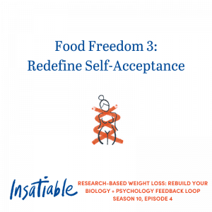 Food Freedom 3: Redefine Self-Acceptance - Insatiable Season 10, Episode 4