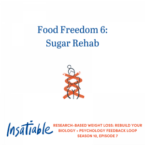 Food Freedom 6: Sugar Rehab – Insatiable Season 10, Episode 7