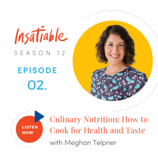Culinary Nutrition: How to Cook for Health and Taste with Meghan Telpner