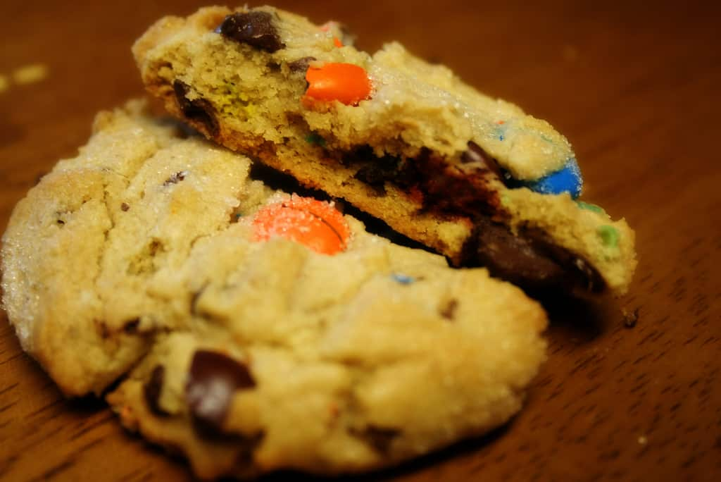 M&Mcookie