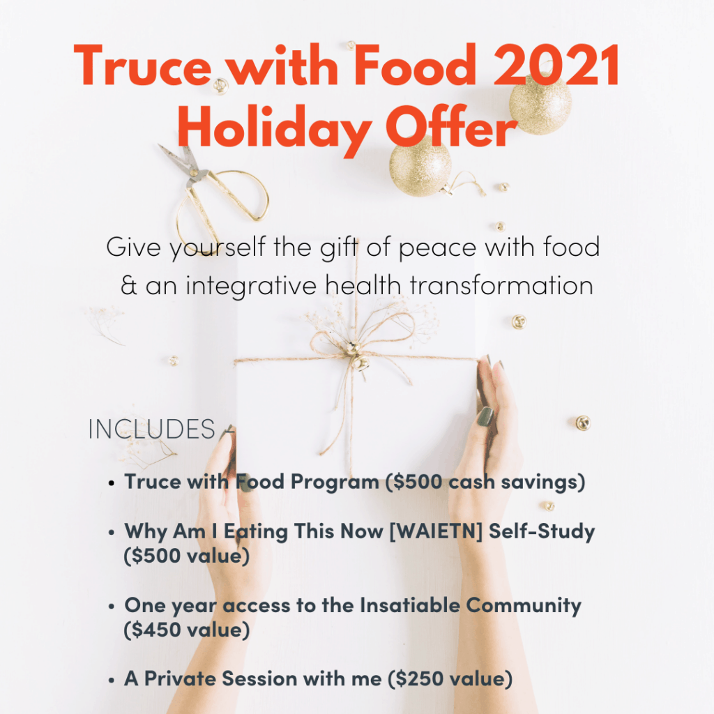 TWF 2021 Holiday Offer
