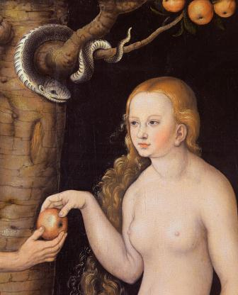 Original artist: Lucas Cranach the Elder