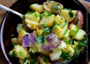 I can eat white potatoes?