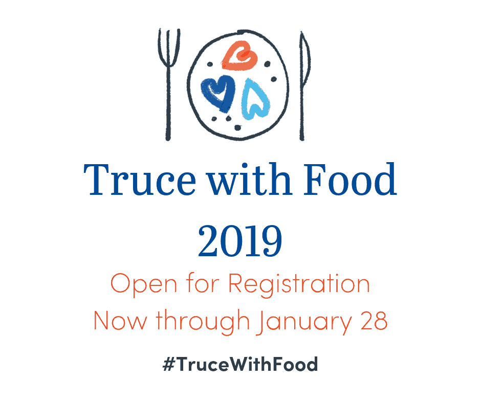 image truce with food 2019 registration open