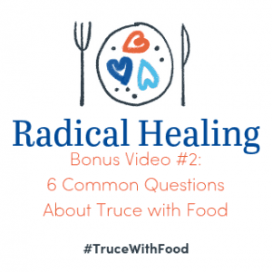 6 Common Truce with Food Questions